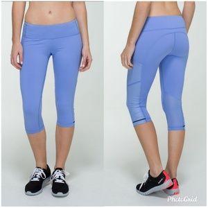 🍋LULULEMON Cut the crop leggings 🍋